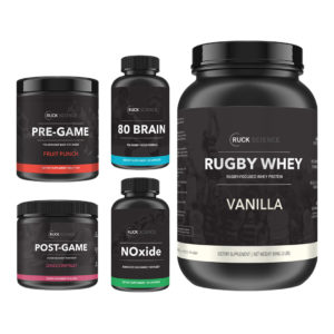 ultimate supplement stack for rugby players