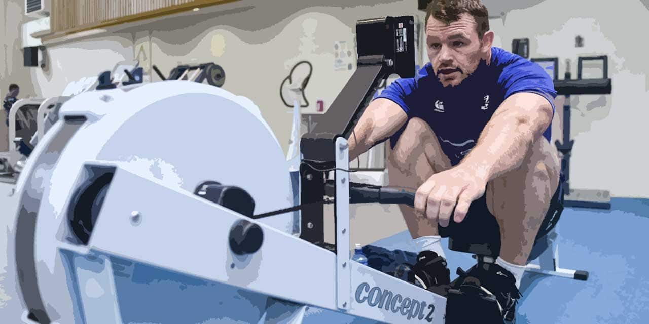 rowing is the best cardio for rugby