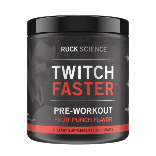 rugby pre workout supplement fruit punch