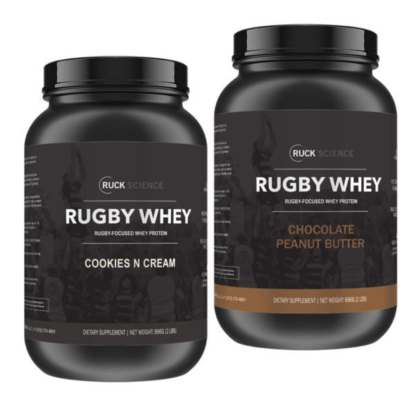 twin whey protein pack