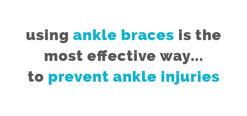 ankle braces prevent ankle injuries