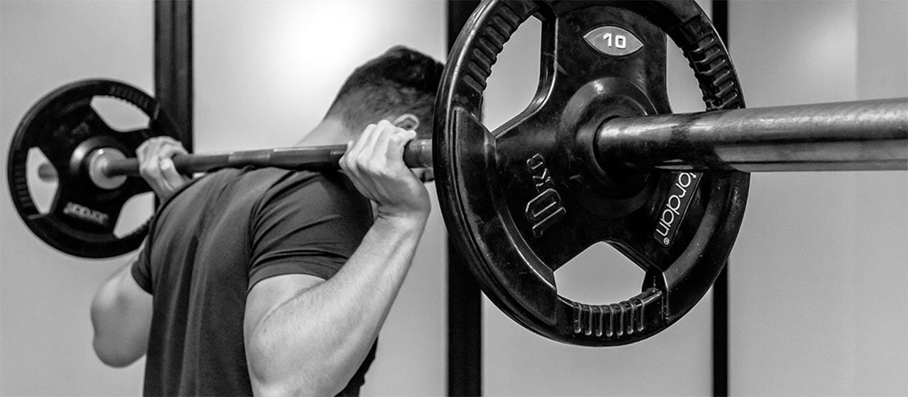 bear complex - the single bar strength workout