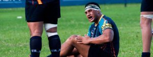 muscle cramping in rugby