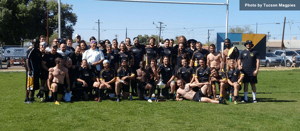 tuscon magpies rugby football club sponsorship
