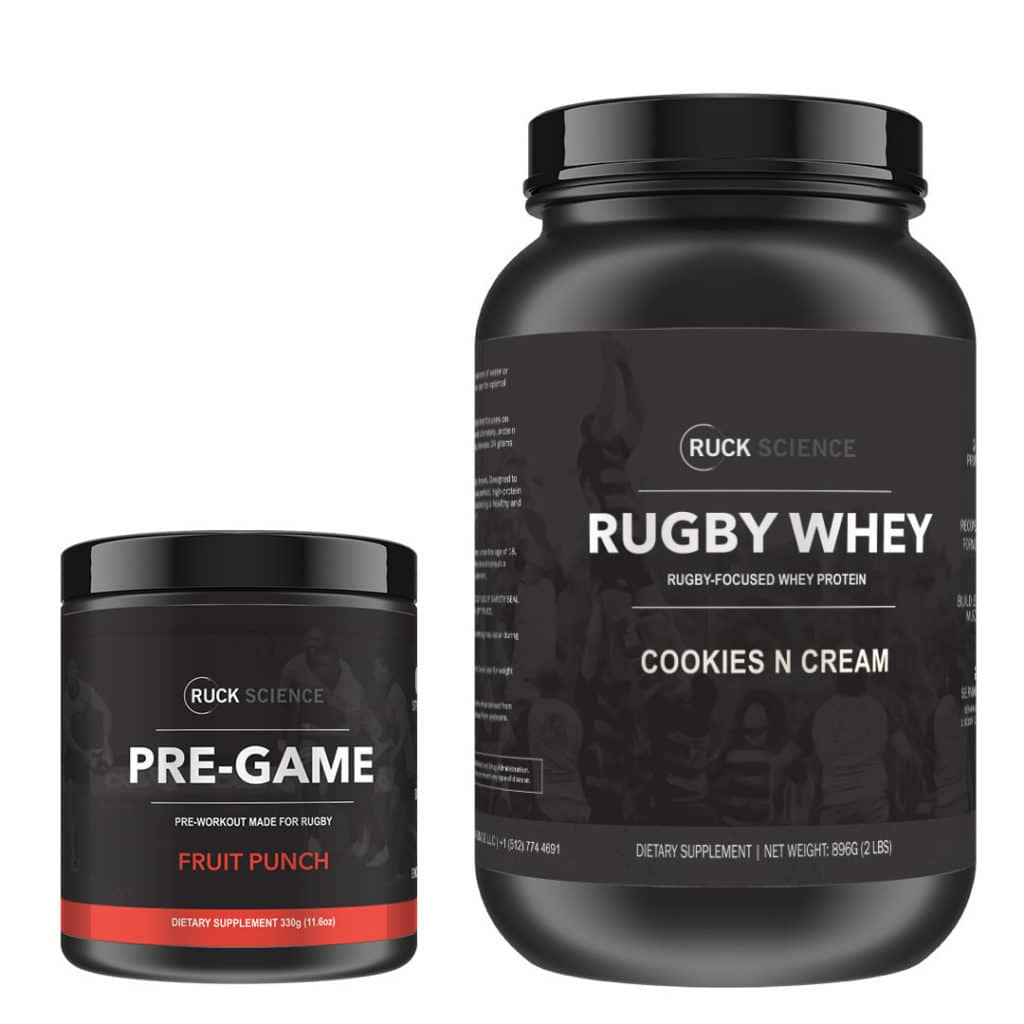 rugby training stack