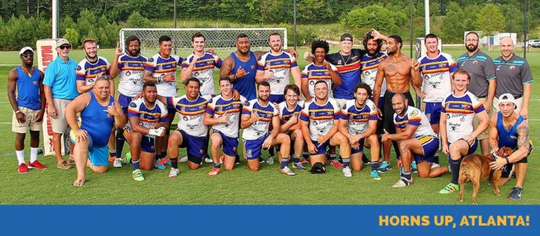 atlanta rhinos rugby league sponsorship