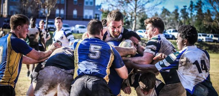 Georgia college bobcats rugby club sponsorship