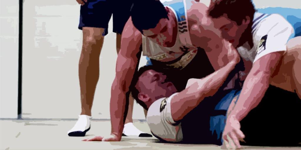 rugby and jiu jitsu