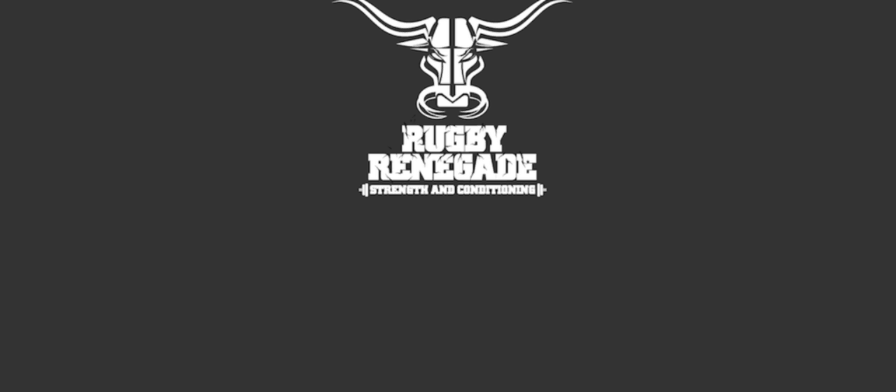 New partnership with Rugby Renegade