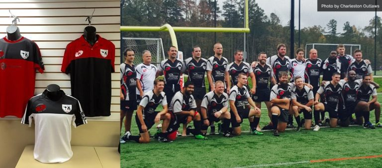 charleston outlaws rugby sponsorship