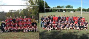 Dayton Area rugby flying pigs sponsorship