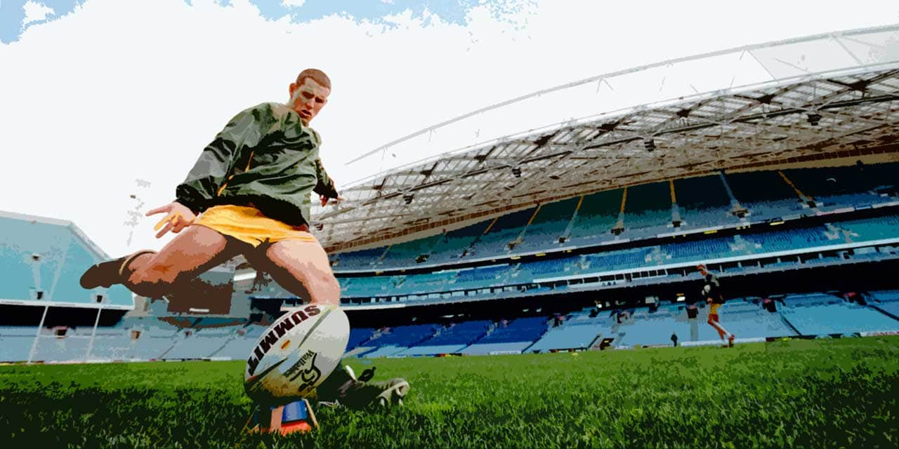 Effortless Rugby Goal Kicking Ruck Science