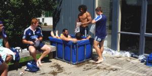 rugby ice baths
