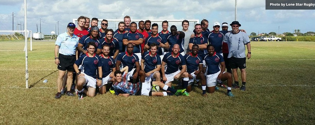ruck science sponsors lone star rugby