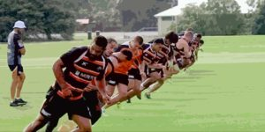 Rugby-specific fitness tests
