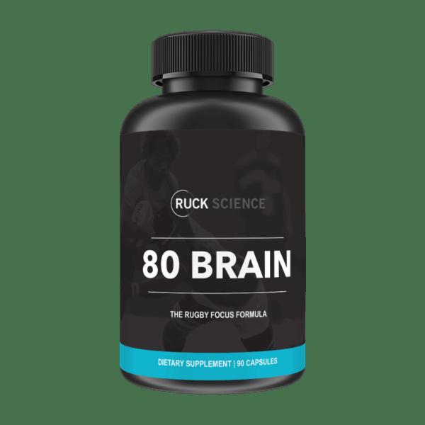 80 brain single dose