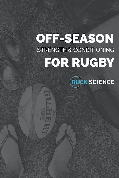 Off season rugby training program - Ruck Science