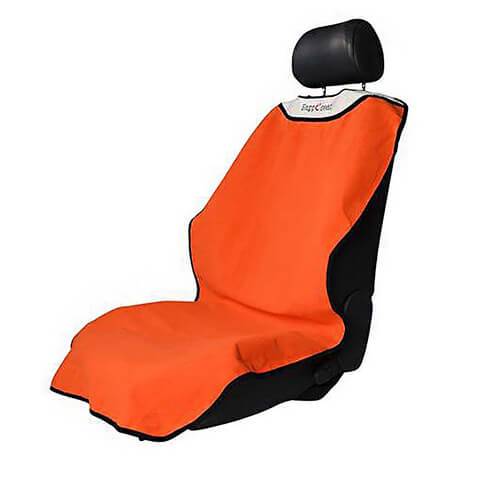 Orange Car Seat Cover
