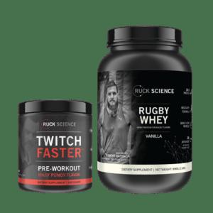 ruck training vanilla + fruit punch