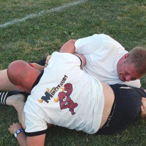 rugby wrestling