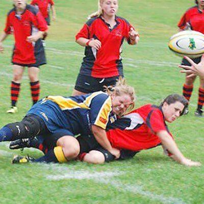 Bobbie Kolarik rugby