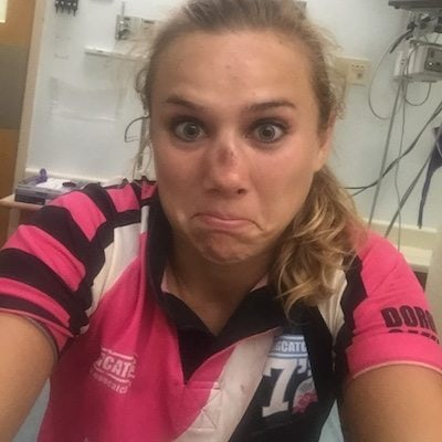 Ellie Terry-Emert rugby