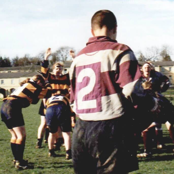 jen marks ORSU rugby
