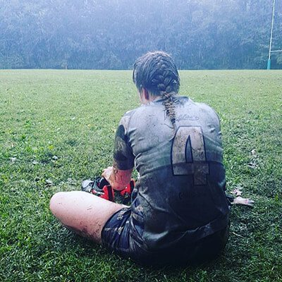 catherine king rugby