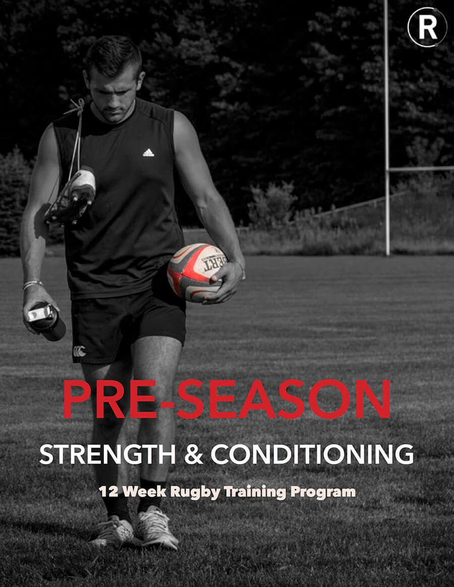 our preseason rugby training program