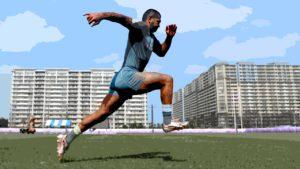fast rugby winger program