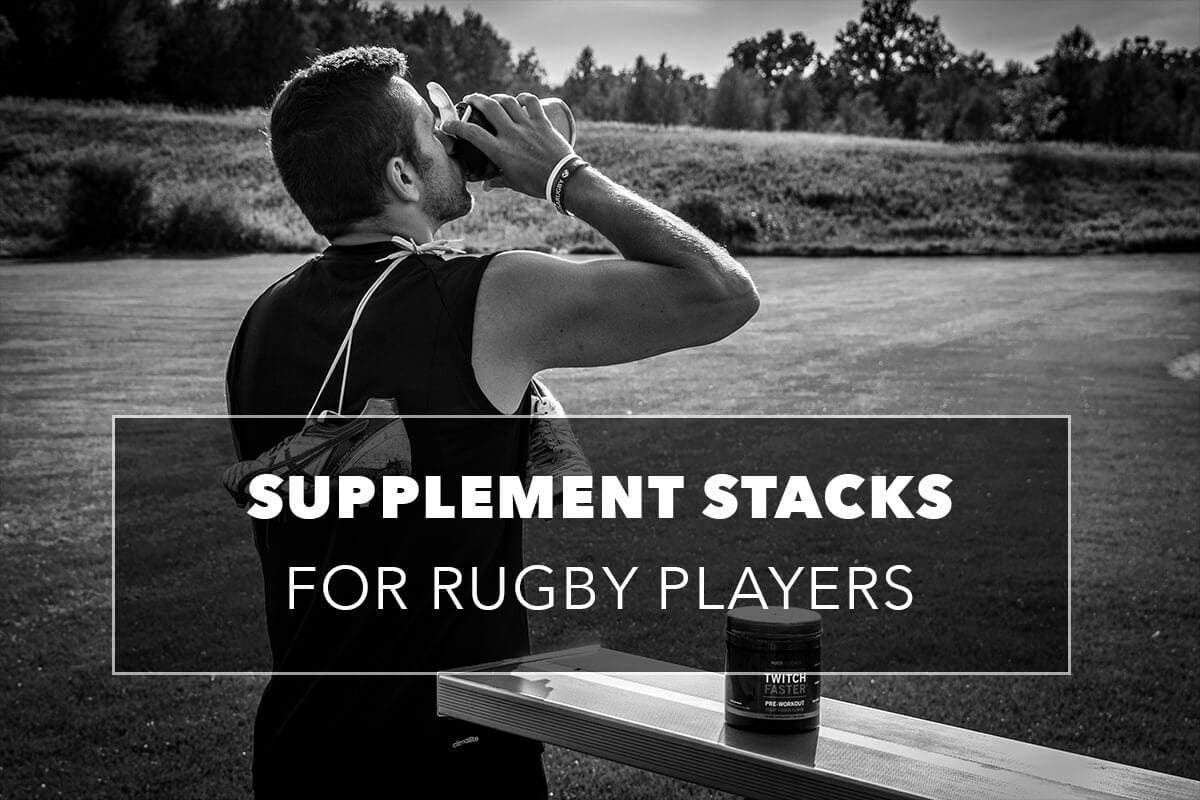supplement stacks for rugby players