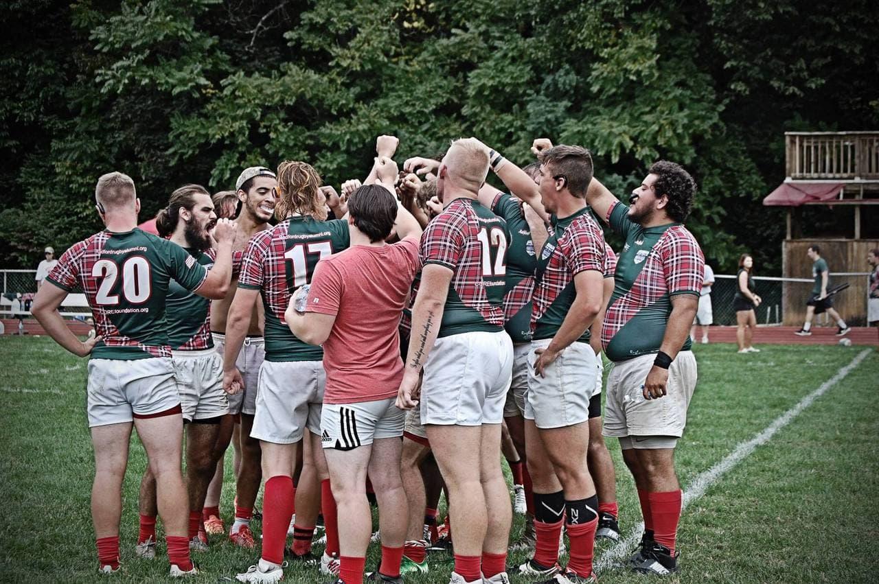 radford men's rugby club