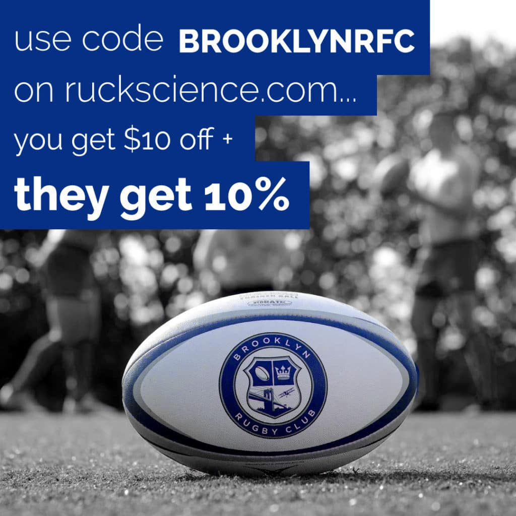 brooklyn rugby sponsorship banner