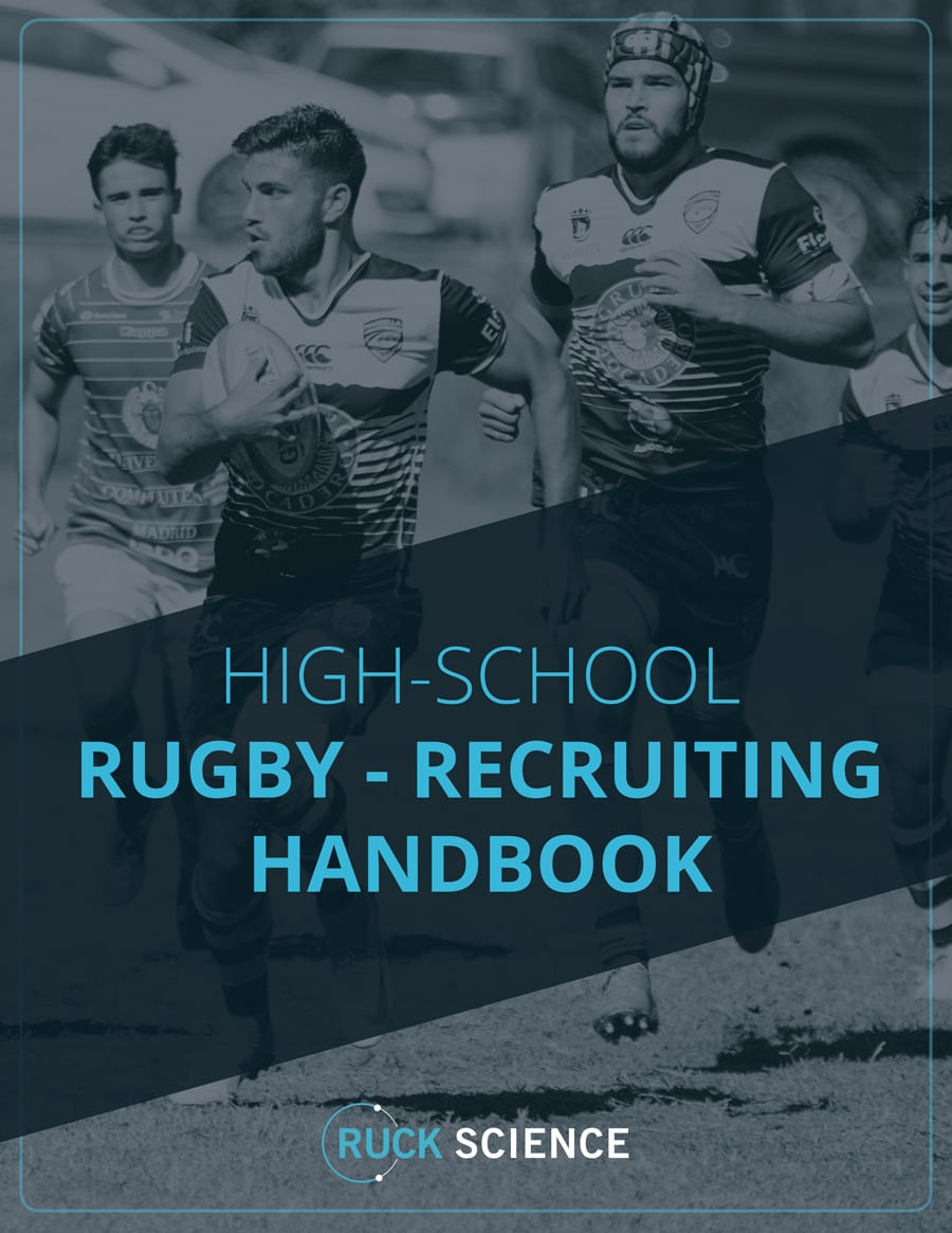 High-School Rugby – Recruiting Handbook