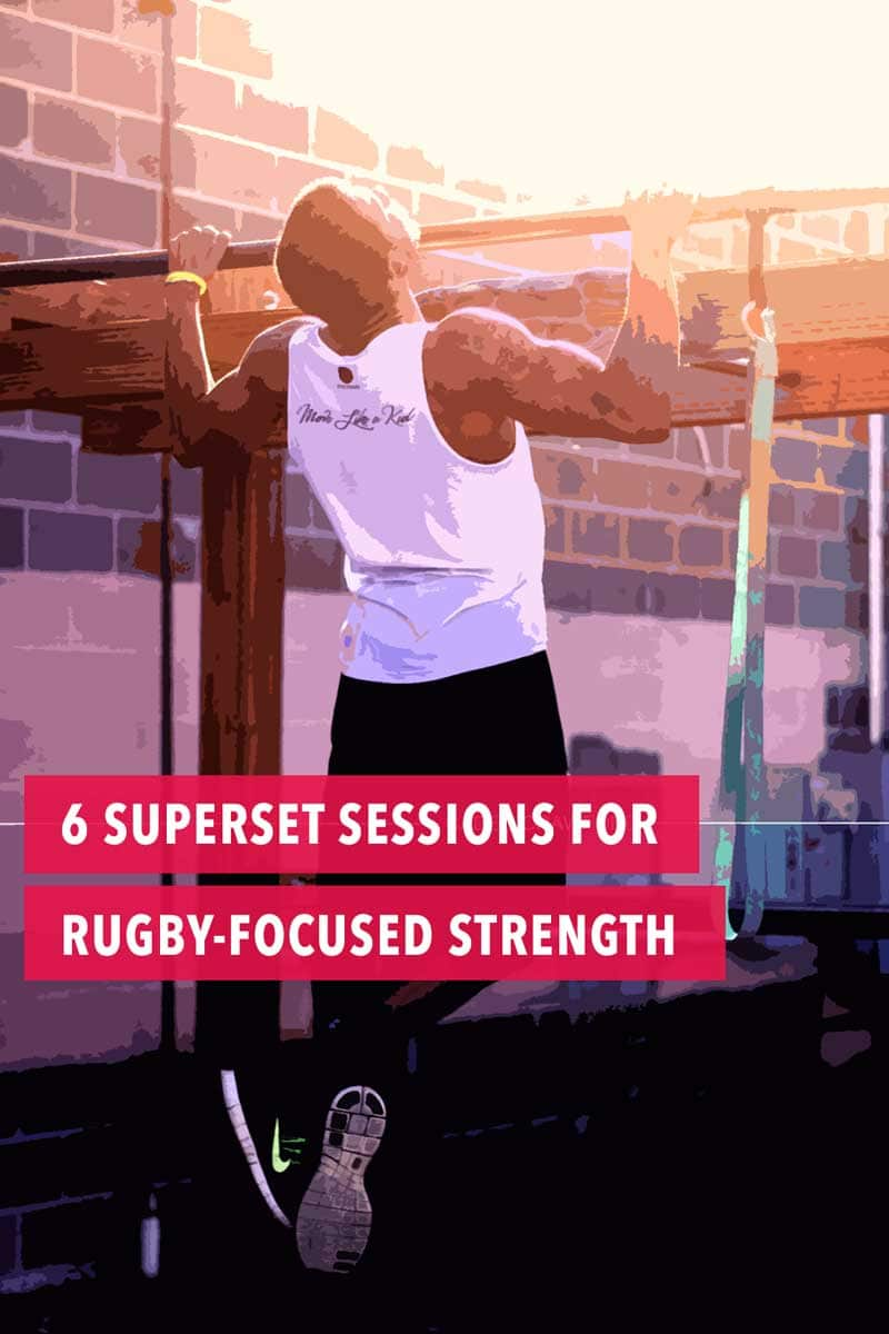 Rugby training and diet programs | Ruck Science