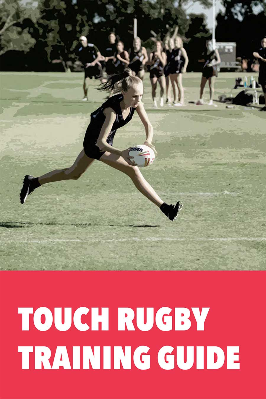 touch rugby training guide