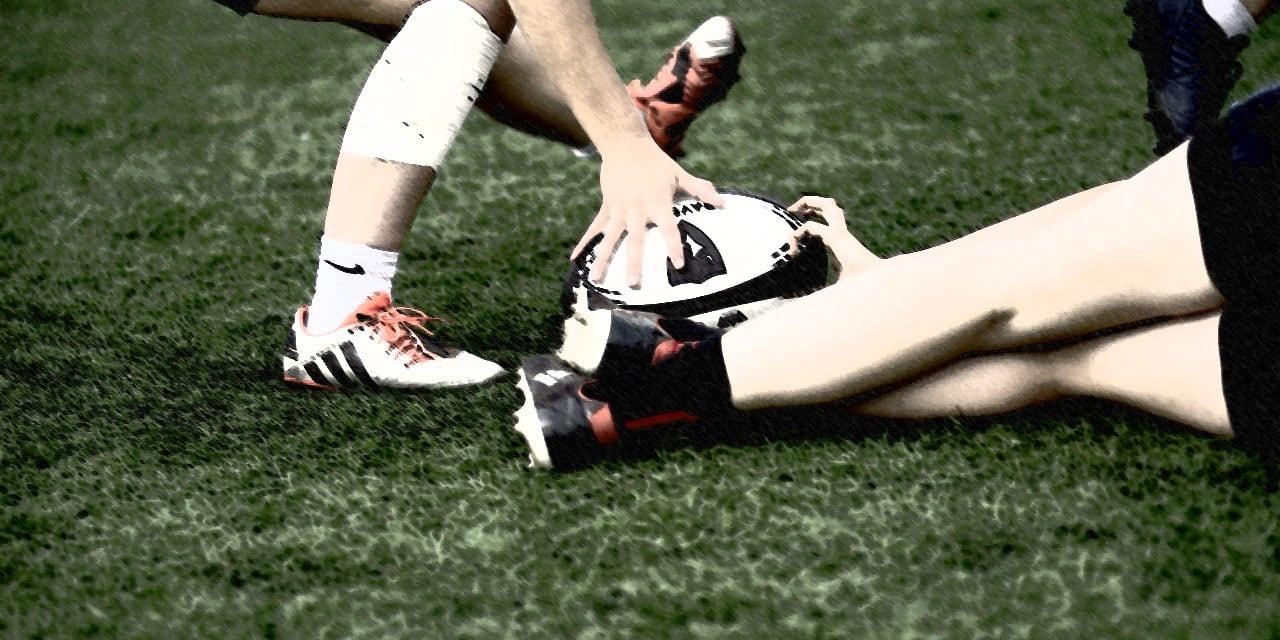 rugby shin splints